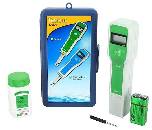 un testeur pH électronique